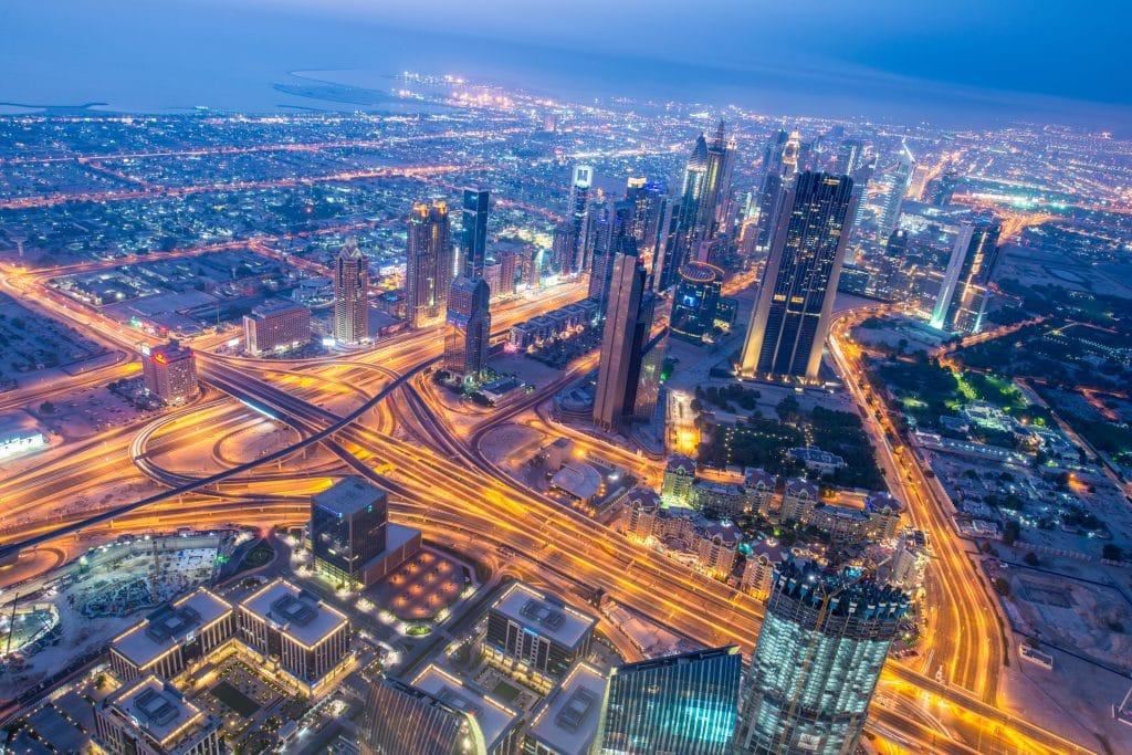Activité Dubaï